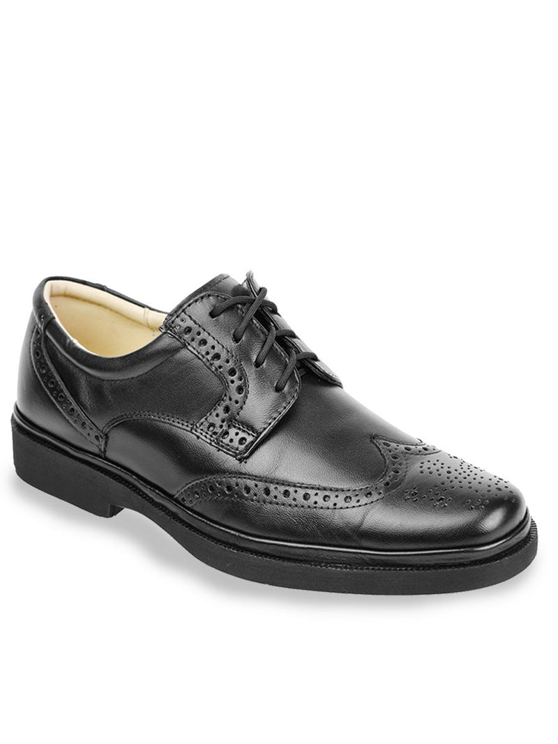 PA109 Negro Comfort Shoes