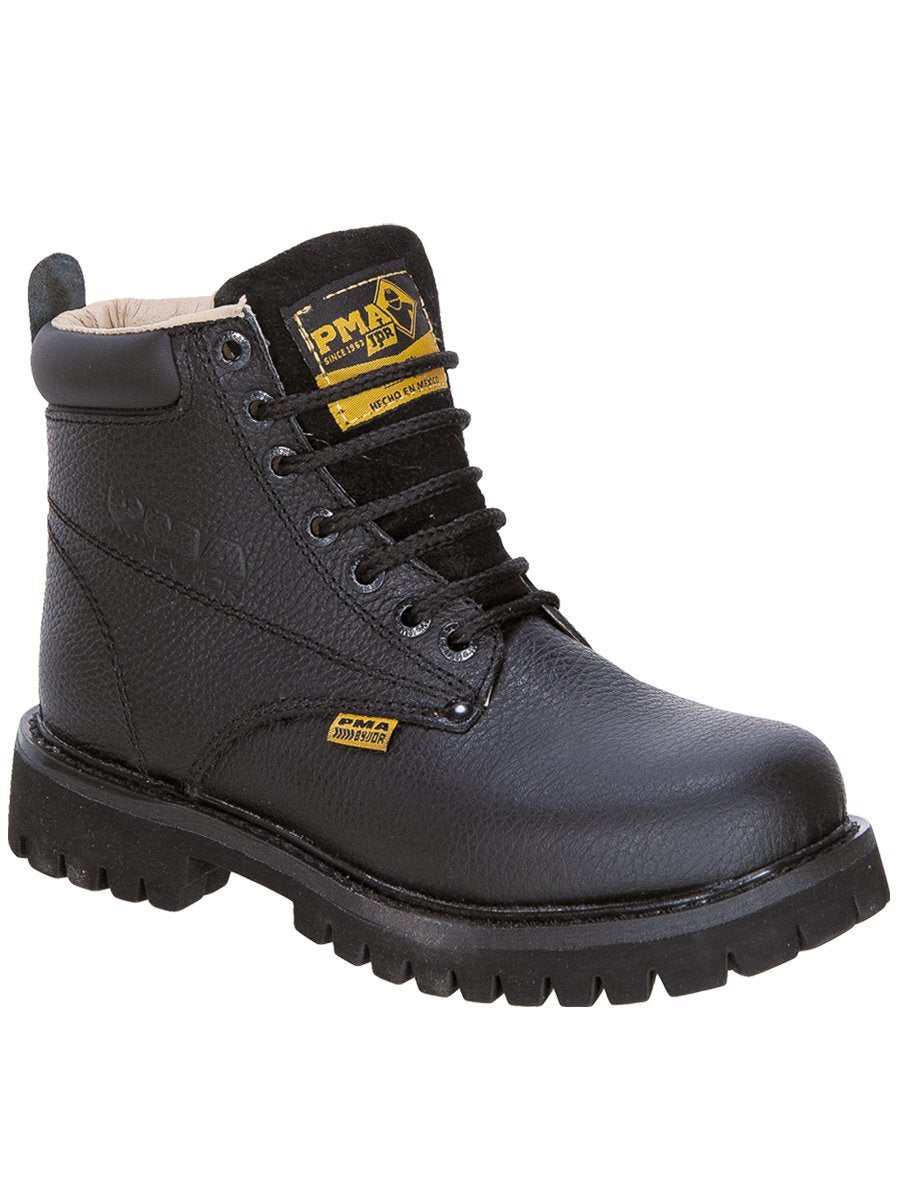 PMA036 Negro Work Boot Heavy Duty