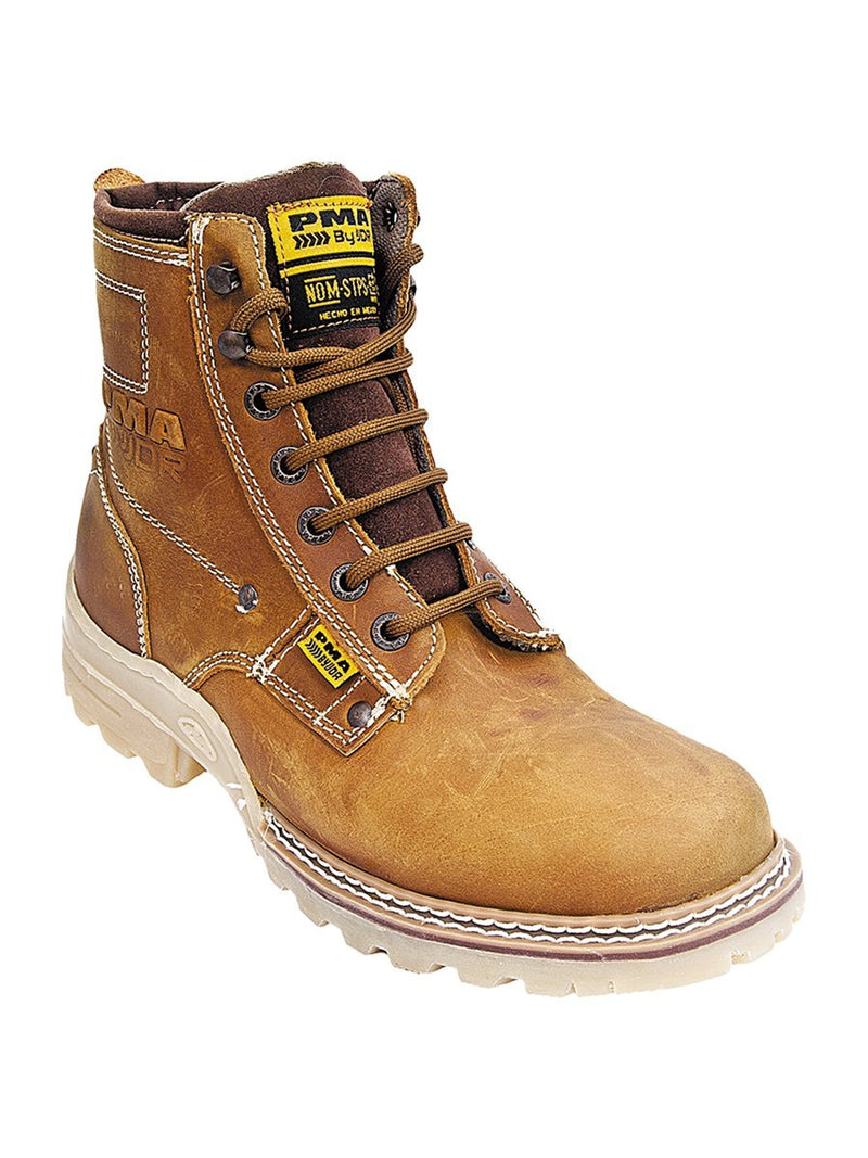 PMA957 Natural Work Boots Heave Duty