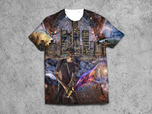 -Griz 'Sax & the City'- Shirt