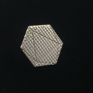 Odesza Disco Ball Hat Pin