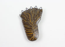 Wookiefoot Hat Pin