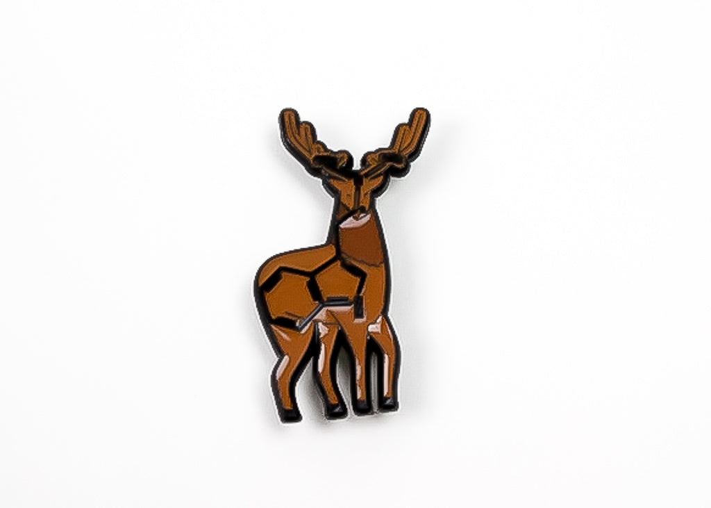DMT Deer Hat Pin