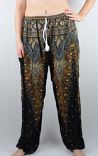-Black & Gold- Mystic Drawstring Unisex Pants