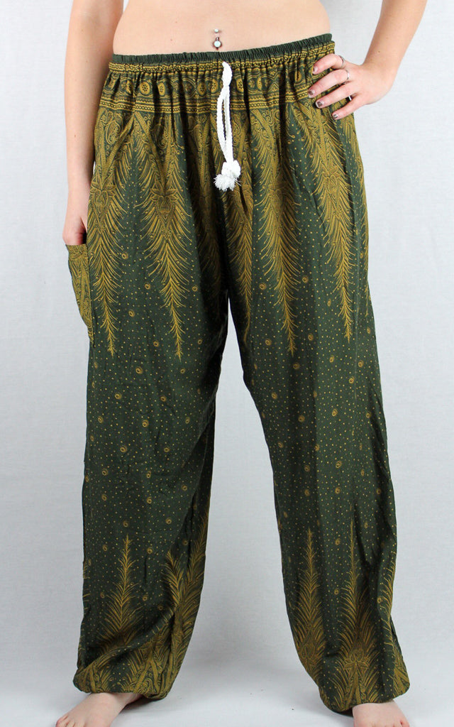 -Earth- Mystic Drawstring Unisex Pants