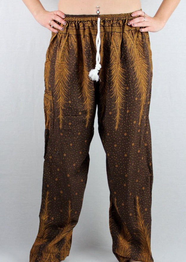 -Roots- Mystic Drawstring Unisex Pants