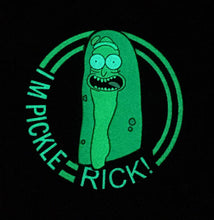 Pickle Rick - Rick & Morty Spinner Glow in the Dark Hat Pin