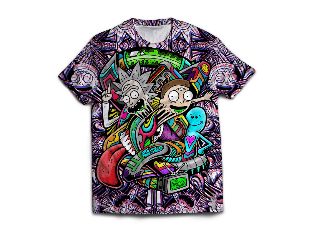 R&M Jake Eye Sublimated Shirt