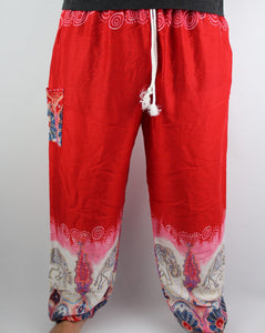 - Red Breeze- Drawstring Unisex Pants