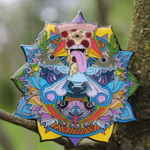 Papa Bear Pizza Overload LIMITED EDITION hat pin