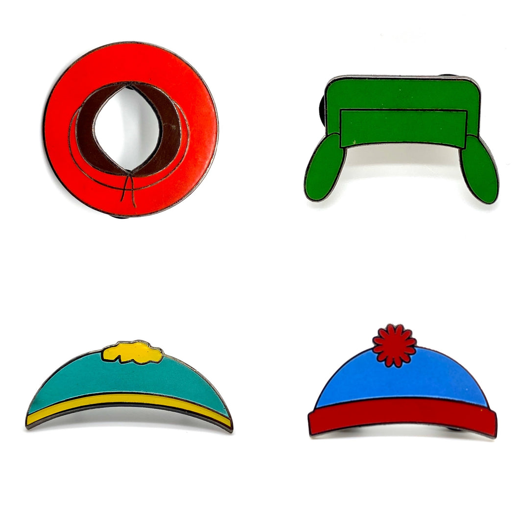 South Park Hat Set