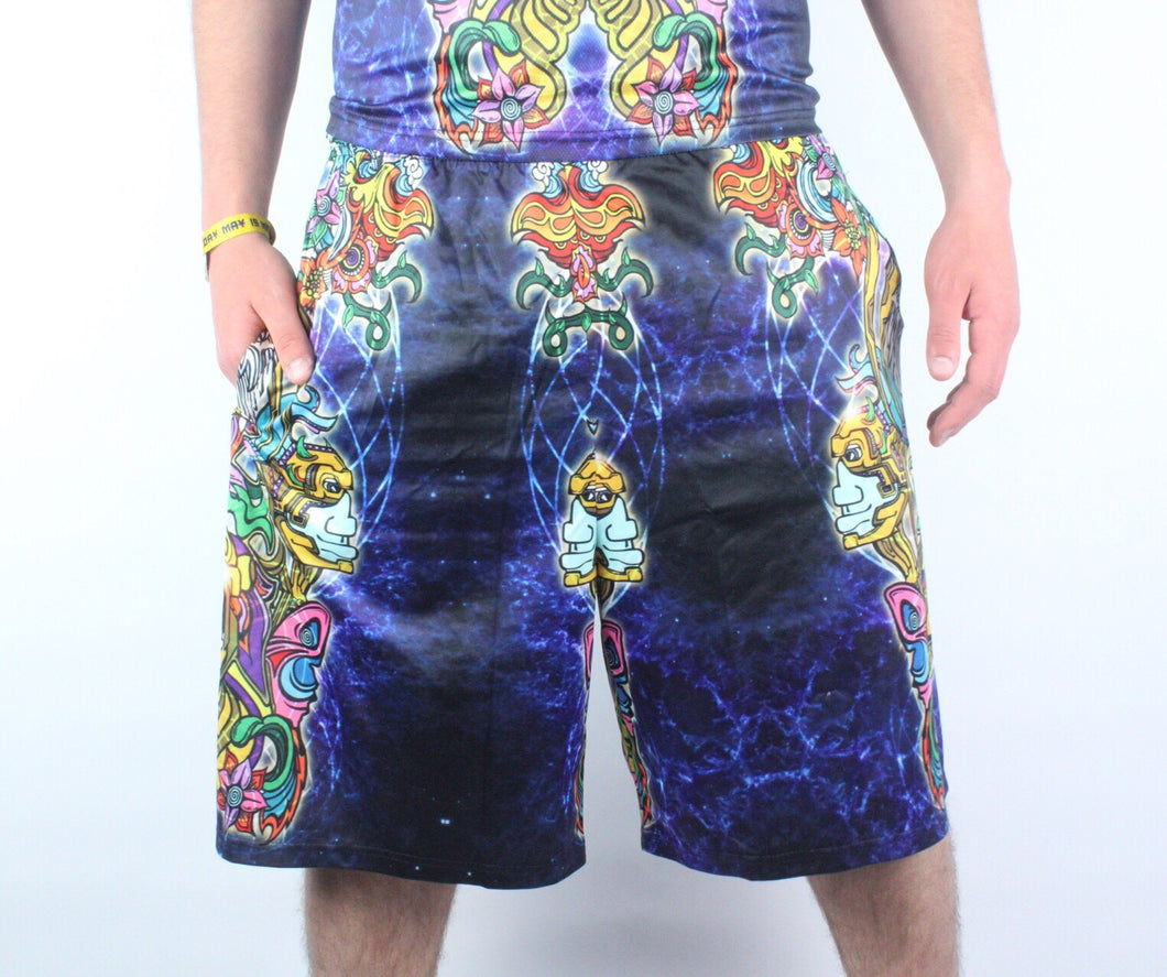 Papa Bear Shorts W/ Stash Pocket