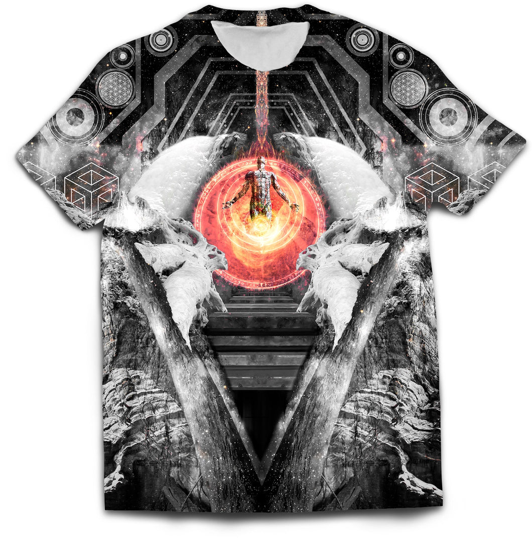 Titan 'Dark' Full Sublimated Shirt