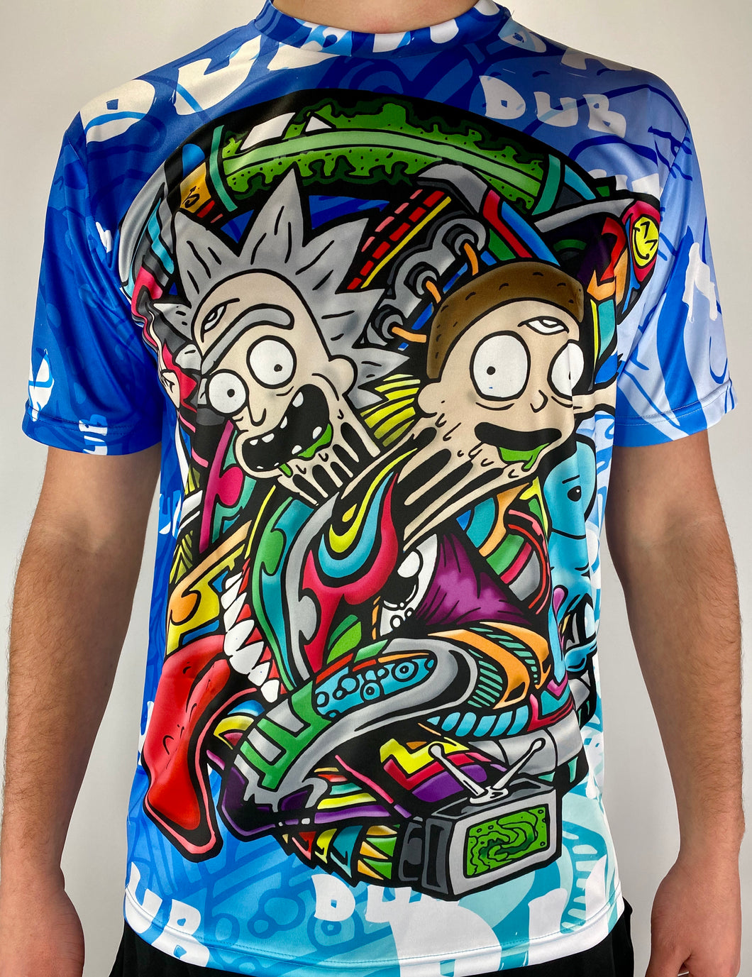 Limited Edition/50 Jake Eye Sublimated Shirt