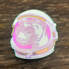'Fuzz Aldrin' Limited Edition Derek G Art Pins