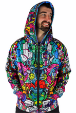 Mr. 3RD EY3 (Jake Ey3) Reversible Hoodie