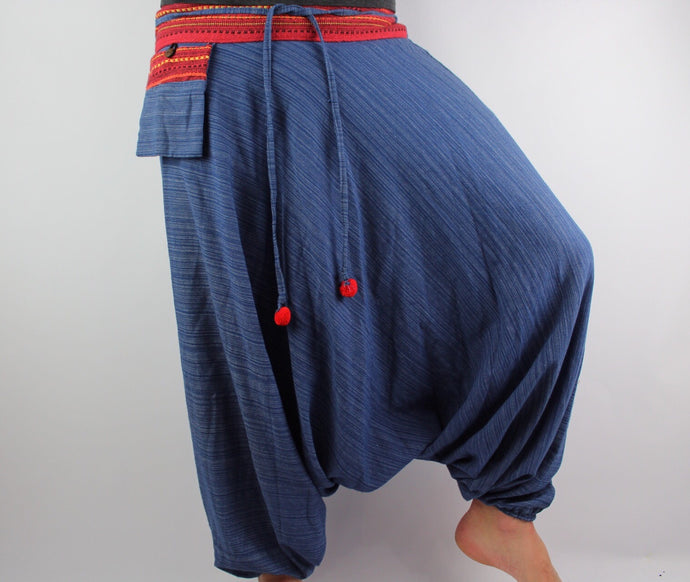 -Sky- Hill Tribe Unisex Harem Pants