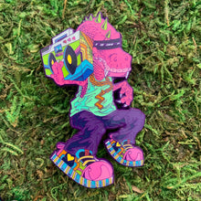 'SUBSONIC' Jake Ey3 Limited Edition Pins