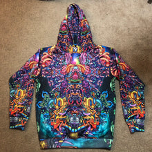 'Portal Spillage' Papa Bear Limited Edition /60 Hoodie