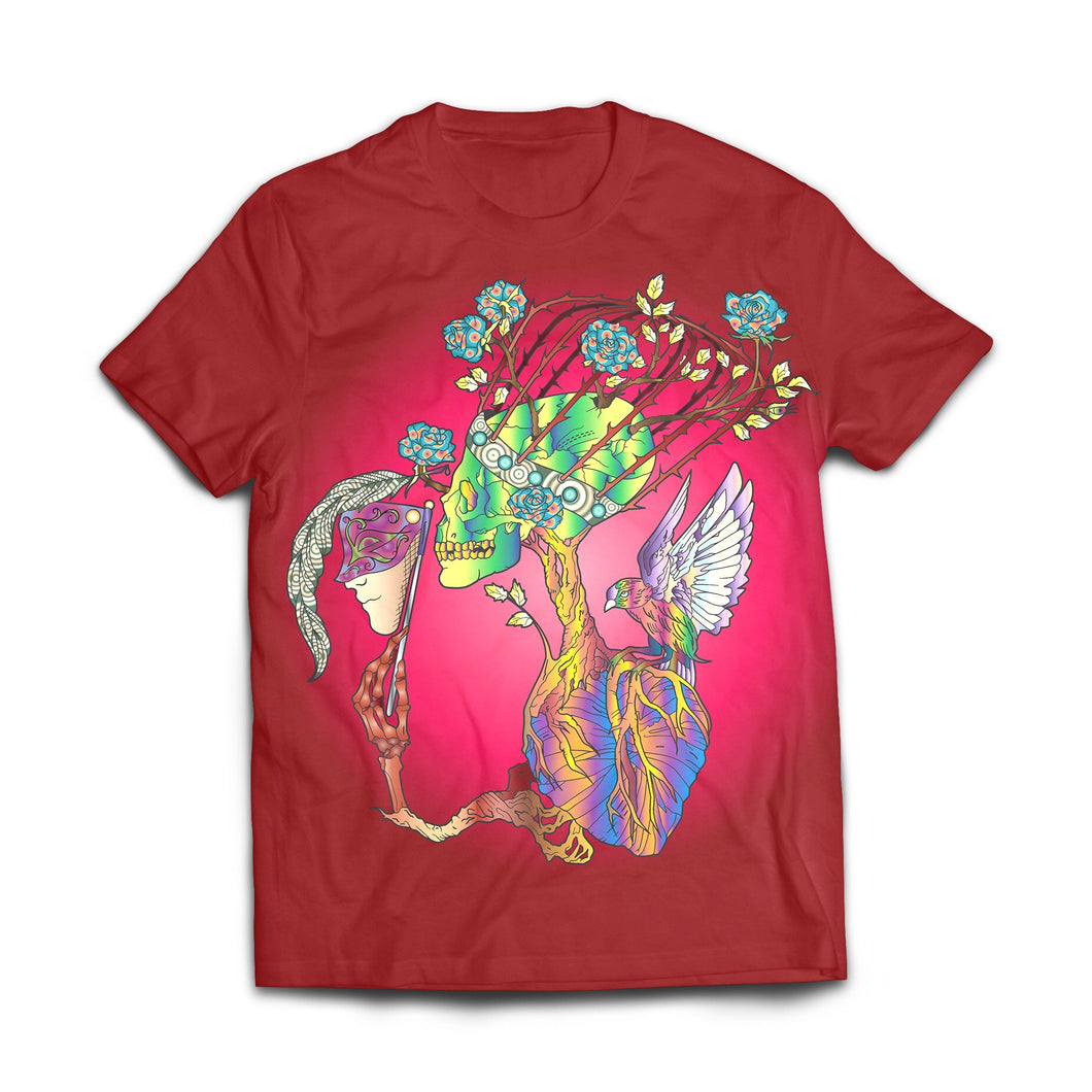 'Spectrums' LE/50 Final Act Banana Slug Arts Sublimated Shirt
