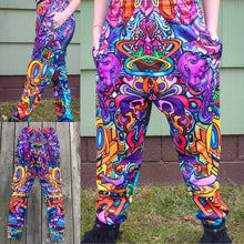 'Portal Spillage' Papa Bear Limited Edition /60 Joggers