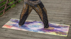 Space Shaman Eco-Friendly Deluxe Yoga Mat