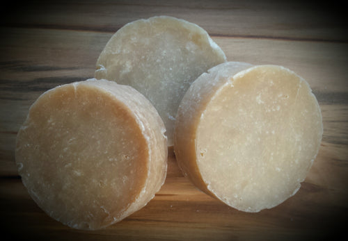 Lemon Musk Shampoo Bar