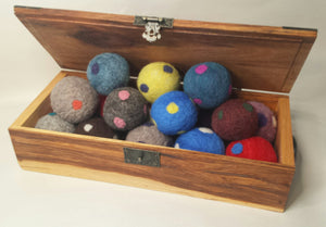 Felted Catnip Toy- Mix & Match - 3 for $15