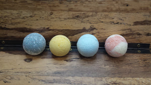 Exotic Floral Bath Bomb- small 4 pack