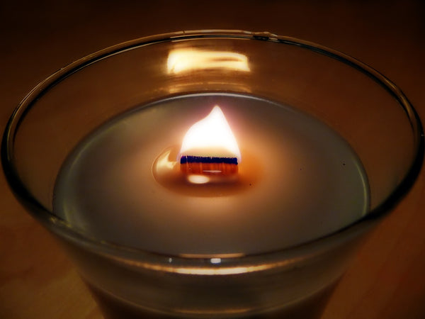 10 Wooden Wicks For Candle Making