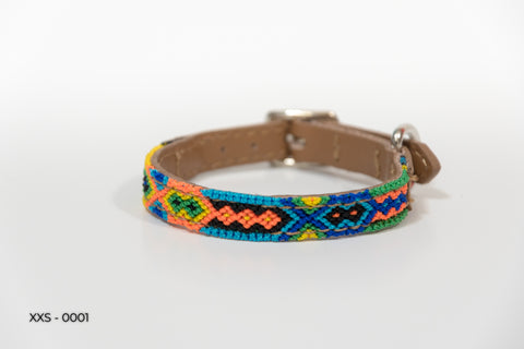 XXSmall Pet Collar (XXS-0001)