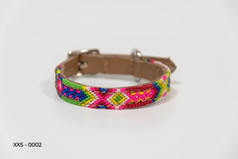 XXSmall Pet Collar (XXS-0002)