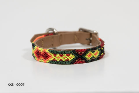 XXSmall Pet Collar (XXS-0007)