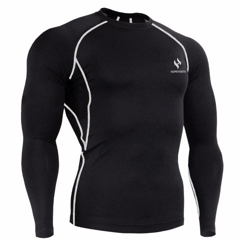Full Sleeve Compression Shirt