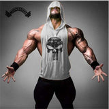 Skull/Superman Sleeveless Hoodies and Tanks