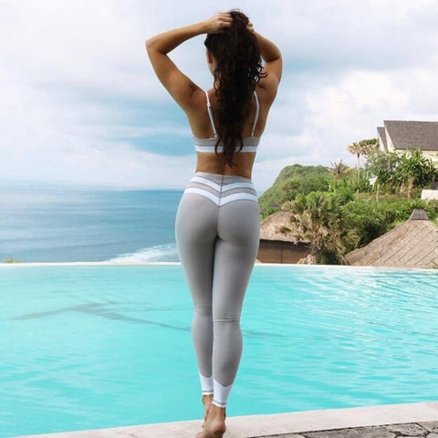 High-Waist Push Up Leggings