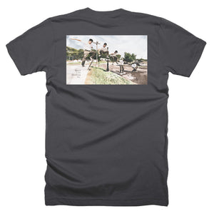 Board Life Clothing Co. Gap Send T-Shirt