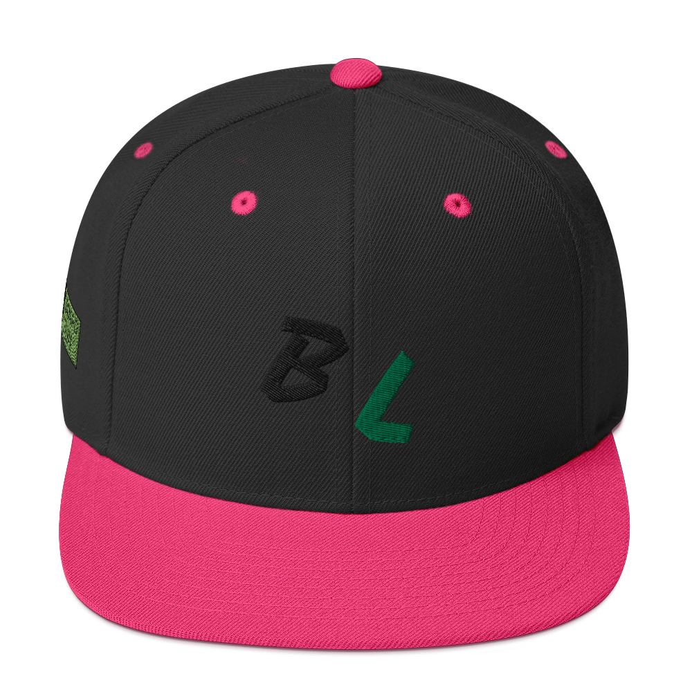 BL is for Board Life Snapback Hat