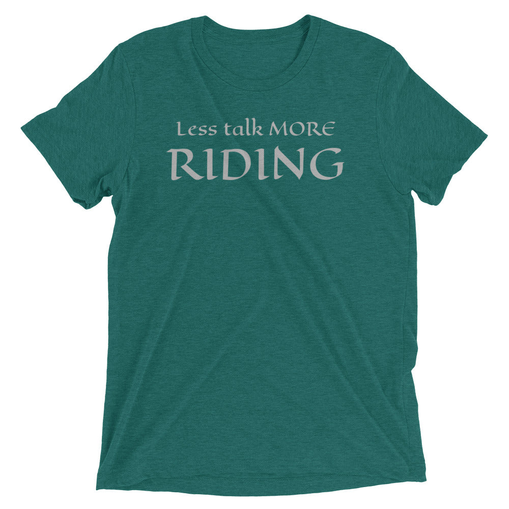 Board Life Less talk MORE RIDING Short sleeve t-shirt