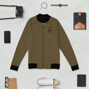 Board Life King of the Concrete Jungle Bomber Jacket