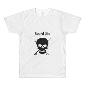 Board Life Marked Short sleeve men's t-shirt