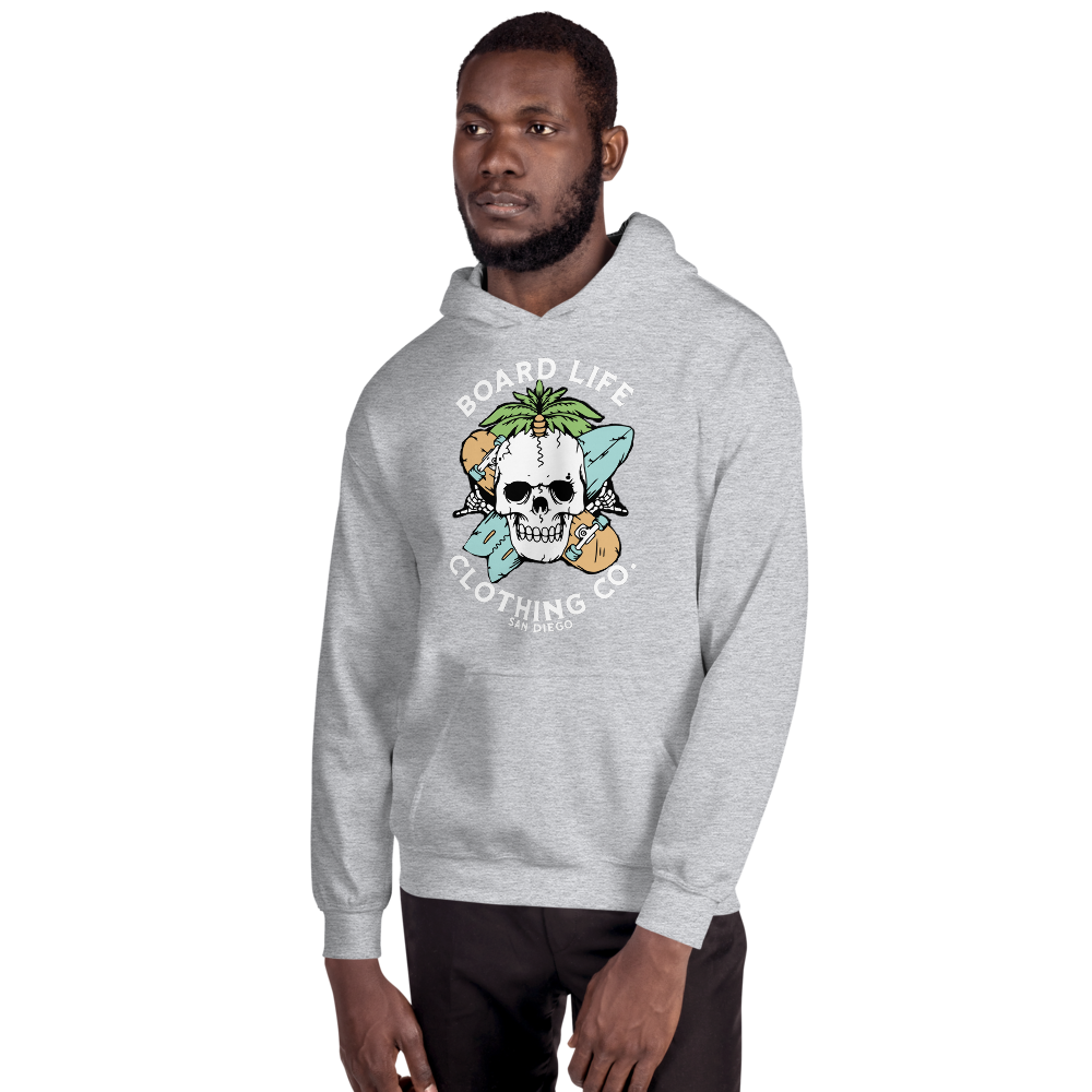 Board For Life Unisex Hoodie