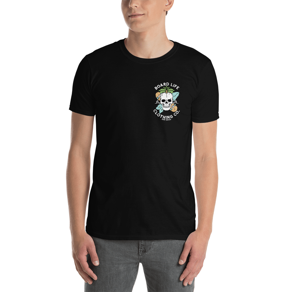 Board for Life Short-Sleeve Unisex T-Shirt
