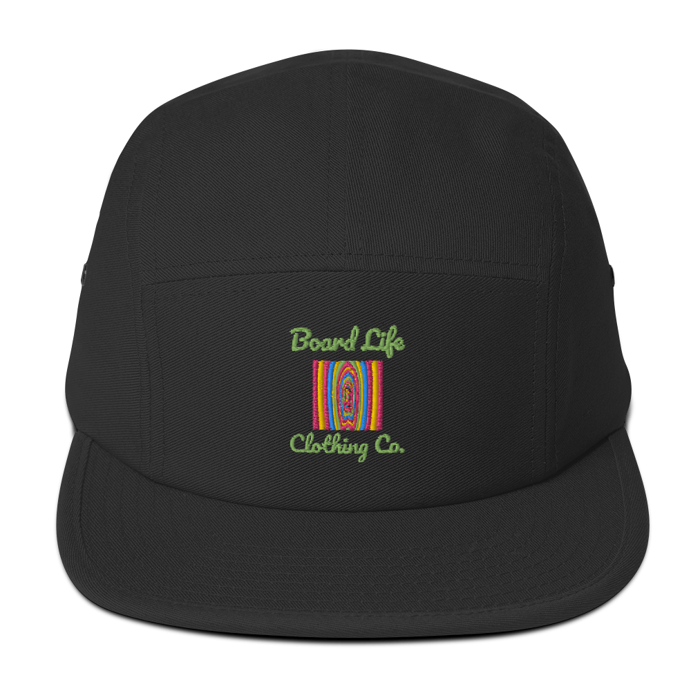 Board Life Layerz Five Panel Cap