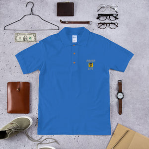 Board Life Classy Embroidered Polo Shirt