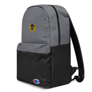 Board Life Embroidered collab Champion Backpack