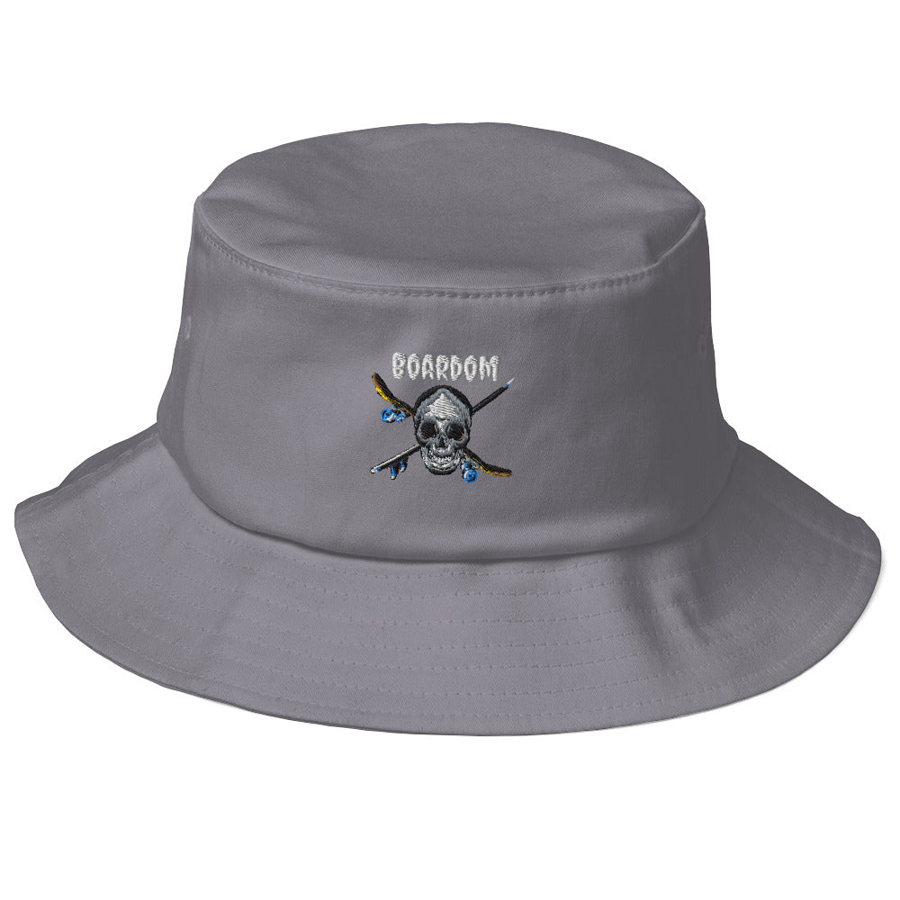 Boardom 2020 Old School Bucket Hat
