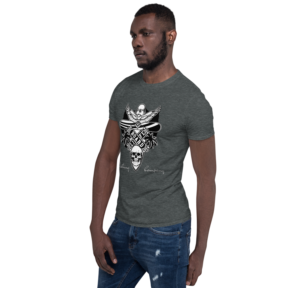 Board Life Totem Short-Sleeve Unisex T-Shirt