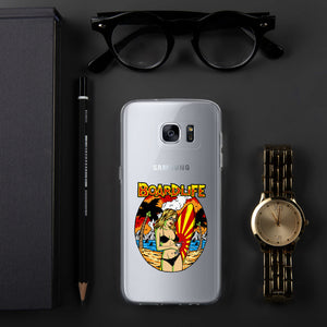 Board Life Island Fever Samsung Case