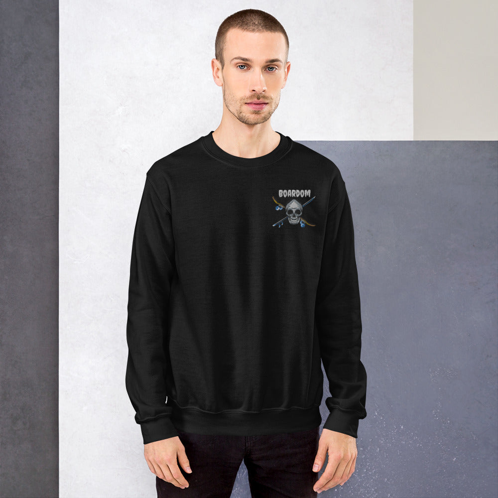 Boardom Marked Unisex Sweatshirt